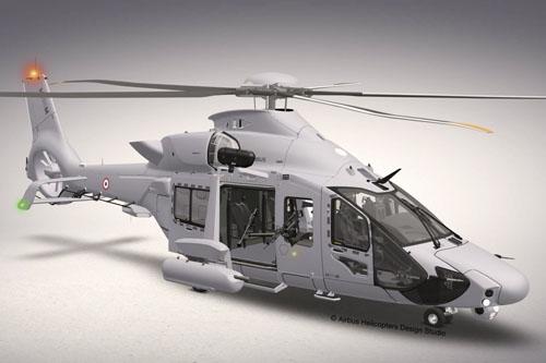 Hélicoptère HIL H160M Guépard de l'Armée de l'Air