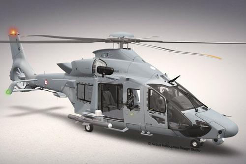 Hélicoptère HIL H160M Guépard de la Marine