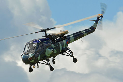 Hélicoptère Wasp HAS1 Royal Navy