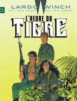 Largo Winch - L'oeil du tigre