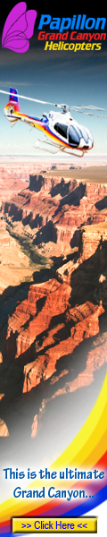 Flight over the Grand Canyon